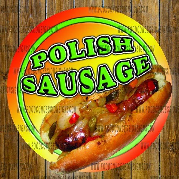 POLISH SASUAGE ROUND