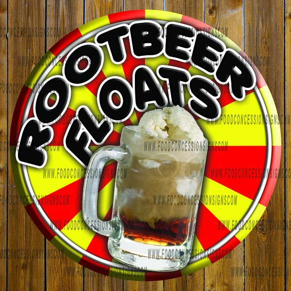 ROOTBEER FLOATS ROUND