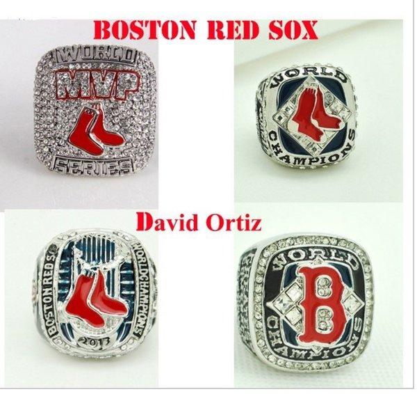 Boston Red Sox World Series Rings