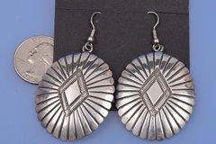 Vintage Navajo earrings.—SOLD!