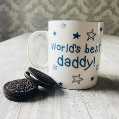 World's Best Daddy Mug