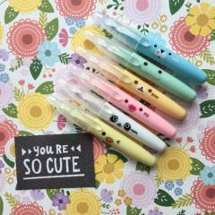 Animal Highlighter Pen