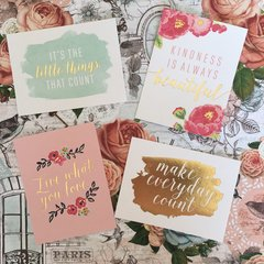 Quote Cards - Inspirations