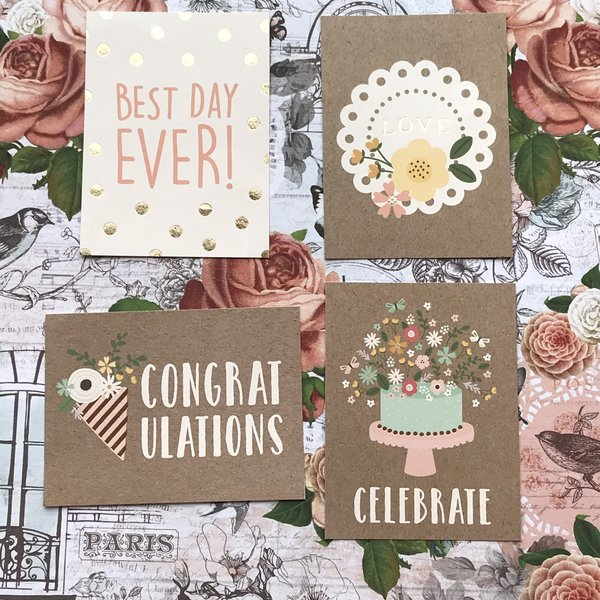Quote Cards - Celebrations