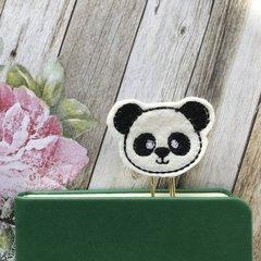 Felt Panda Paper Clip
