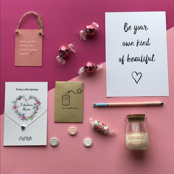 Mum Gift Box - Perfect For Mother's Day