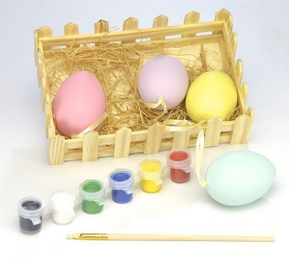 Paint Your Own Easter Egg Kit By Gisela Graham