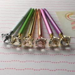 Diamond 'Rock' Ballpoint Pen