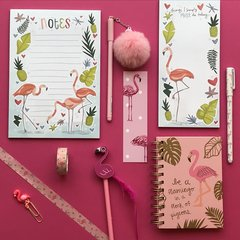 Flamingo Gift Box - Stationery Edition