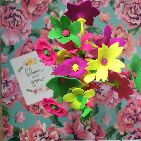 Sale! Flower Gel Pens