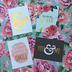 Quote Cards - Romance!