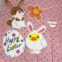 Easter Party Photo Booth Props