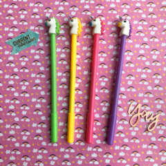 Bright Unicorn Gel Pen