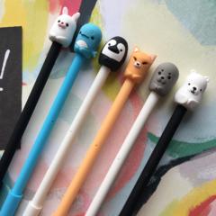 Animal Friends Gel Pen