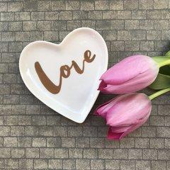 Love Heart Trinket Dish