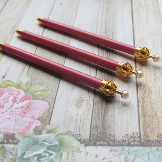 Crown Mechanical Pencil - Pink