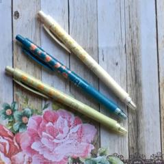 Vintage Floral Ballpoint Pen