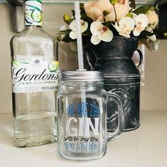 Gin Mason Jar
