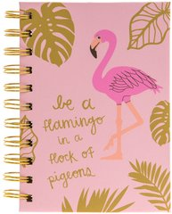 Be A Flamingo Notebook