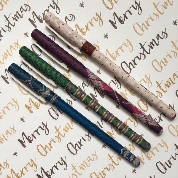 Winter Knit Gel Pen