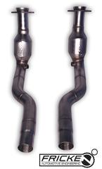 2007-09 Jaguar XK High-Flow Catalytic 200-Cell Race Converter System
