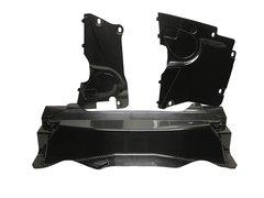 Jaguar F-Type Carbon Fiber Engine Panel Kit