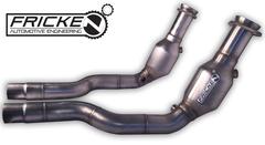 2007-09 Jaguar XKR High-Flow Catalytic 200-Cell Race Converter System