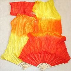 SPECIAL LISTING SILK PERFORMANCE FIRE FANS FOR MARION!!