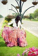 Tribal Bellydance ATS®BATIK Gypsy 25 yard Skirt