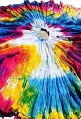 Tribal Bellydance ATS®Tribal Gypsy Rainbow Skirt