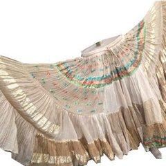 ATS®Jaipur Bollywood Tribal Bellydance Kuchi Gypsy ATS® Skirt