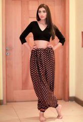 PANTALOONS JAIPUR ATS®TRIBAL GYPSY TRIBAL BELLYDANCE HAREM PANTS