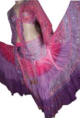 BOLLYWOOD Tribal Bellydance ATS®Tribal Gypsy Skirts