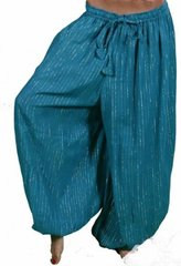 PANTALOONS ATS®TRIBAL BELLYDANCE GYPSY TRIBAL GYPSY STRIPE SET