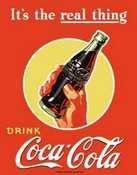 Coca Cola Sign Metal