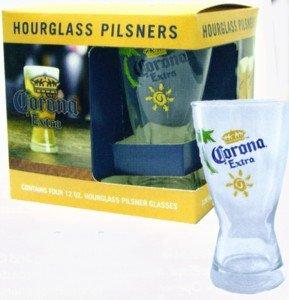 Corona Glass Set