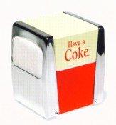 Coca Cola Kitchen Napkin Holder