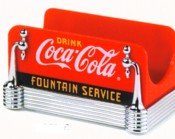 Coca Cola Kitchen Sugar Packet Holder