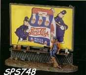 Pepsi Cola Sculpture