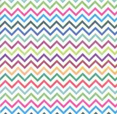 Zig Zag Tissue Paper - 10 Sheets