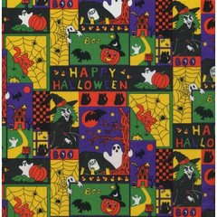 Happy Halloween Tissue Paper - Ten Sheets