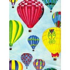Hot Air Balloons Tissue Paper - Ten Sheets