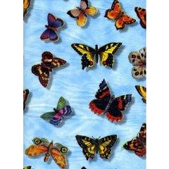 Butterflies & Sky Tissue Paper - Ten Sheets