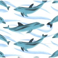 Dolphins Tissue Paper - Ten Sheets