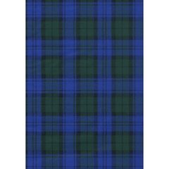 Blue & Green Tartan Plaid Tissue Paper - 120 Sheets