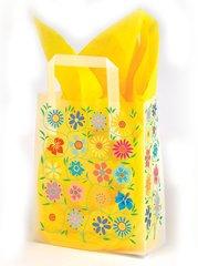 Flower Garden Frosty Gift Bags - Twelve Gift Bags