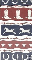 Rodeo Tissue Paper - 10 Sheets