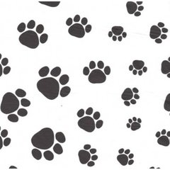 Puppy Paws Tissue Paper - 20 Sheets