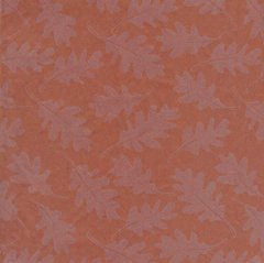 Oak Tree Leaves on Brown Tissue Paper - 10 Sheets