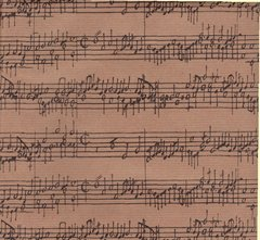 Music Concerto Gift Wrapping Paper - 30 Ft Roll